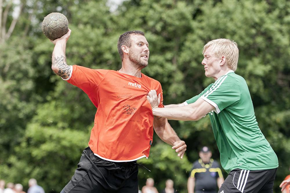 08.06.2014 , Ravstedt , Handball Pfingstturnier